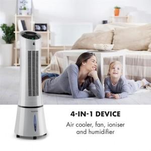 Охладител за въздух - Skyscraper Ice Klarstein 4в1