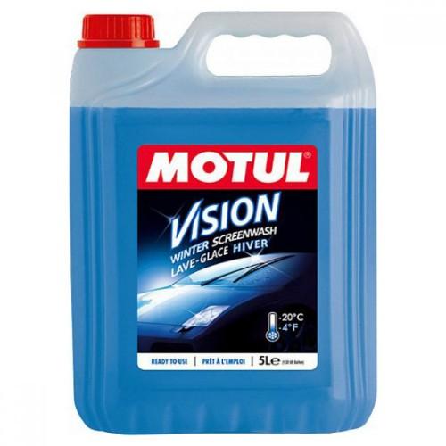 Зимна течност за чистачки MOTUL Winter Vision, -20С 5L