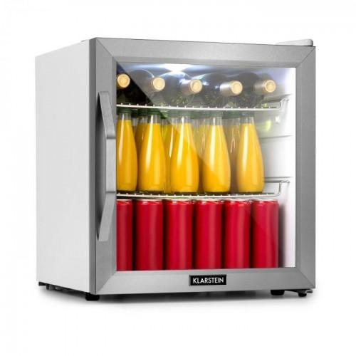 Хладилник KLARSTEIN Beersafe L Crystal White
