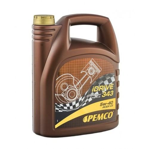 Синтетично моторно масло PEMCO iDRIVE 343 5W40-5L