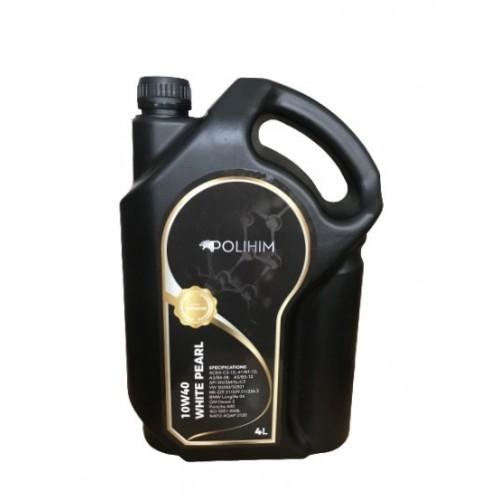 Полусинтетично моторно масло POLIHIM 10W40-4L