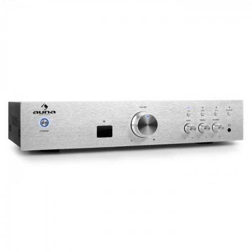 Усилвател AUNA AV2-CD508BT,HI-FI AMP,AUX, BLUETOOTH