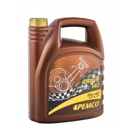 Минерално моторно масло PEMCO iDRIVE 140 15W40 - 5л