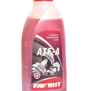 Масло за автоматична кутия Favorit ATF-A - 1л