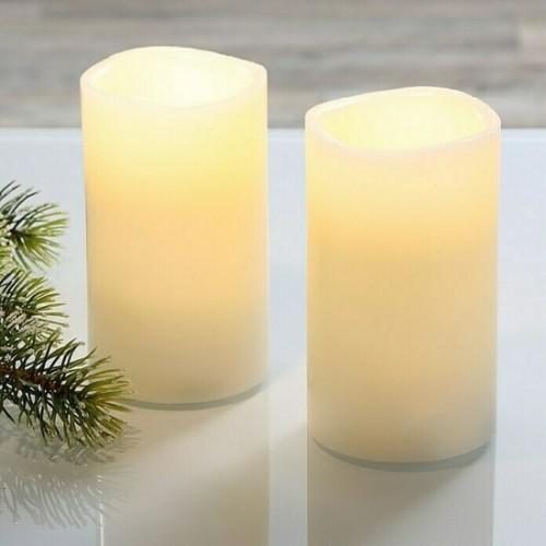 4бр. Свещи DEKOR