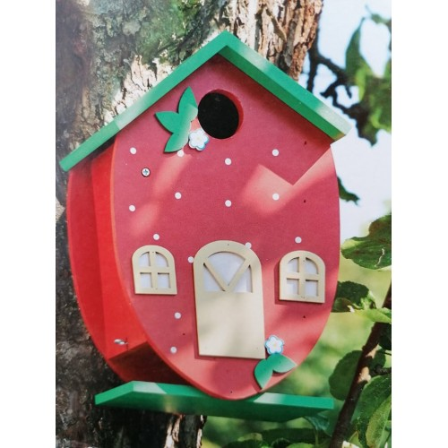 Къщичка за птички LivingGarden