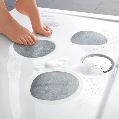 Нехлъзащи се подложки за баня DEKOR
