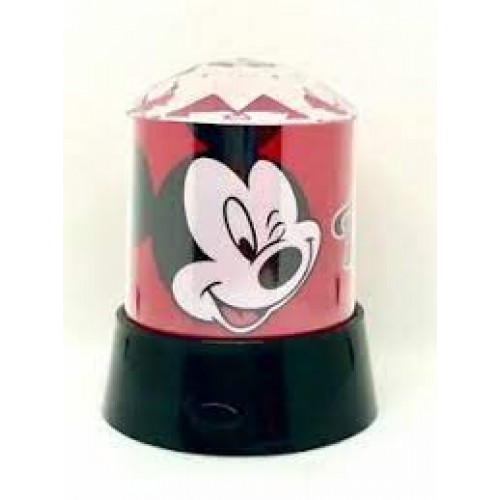Настолна лампа с проектор MICKEY MOUSE