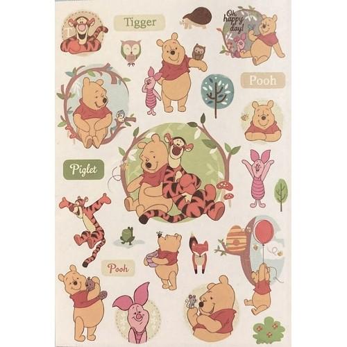"""Стикери за стена 70х100 """"Winnie the Pooh"""""""