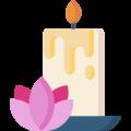 Декорация и свещи