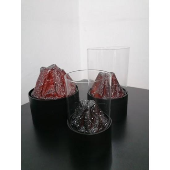LED декоративни вулкани