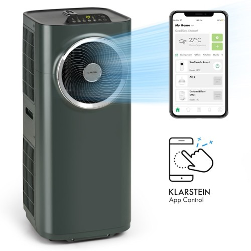 Климатик Kraftwerk Smart 10 K KLARSTEIN