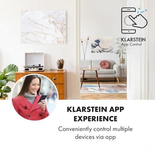 Инфрачервен нагревател KLARSTEIN Wonderwall Air Art Smart