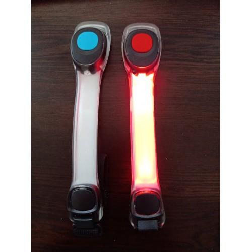 Комплект от 2 LED светлинни ленти за ръка
