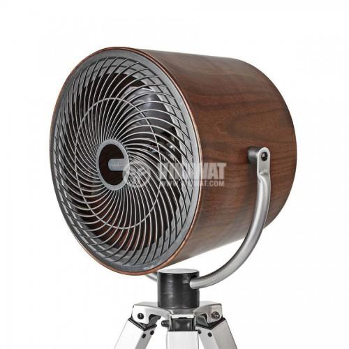 Ретро стаен вентилатор, със стойка NEDIS FNTR20CWD10