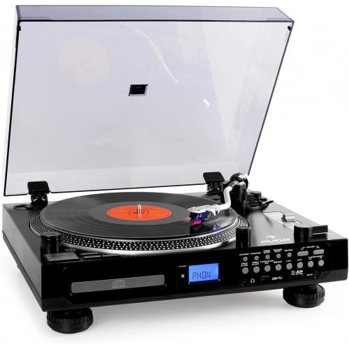 Грамофон AUNA TT1200