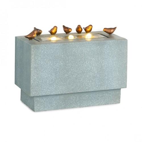 Градински фонтан Waterbirds Blumfeldt