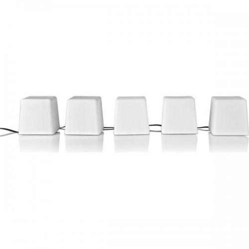 LED Соларна верига от кубчета Easymaxx