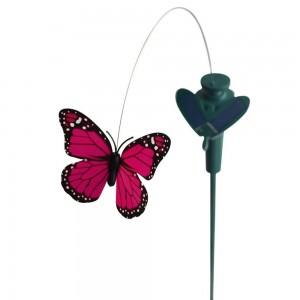 Танцуваща декоративна пеперуда