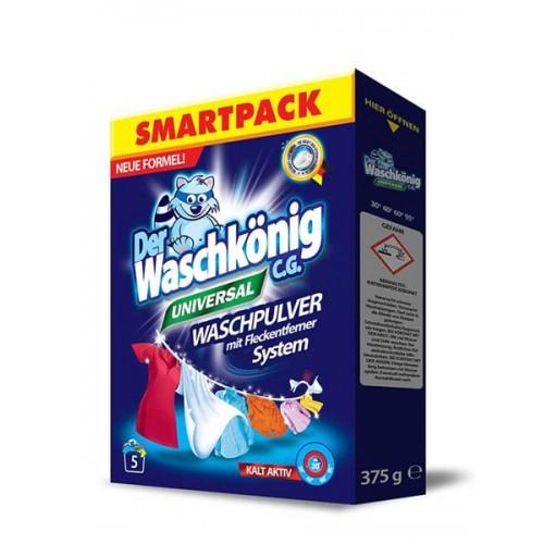 Прах за пране Waschkonig Universal 0,375кг. 5 пранета