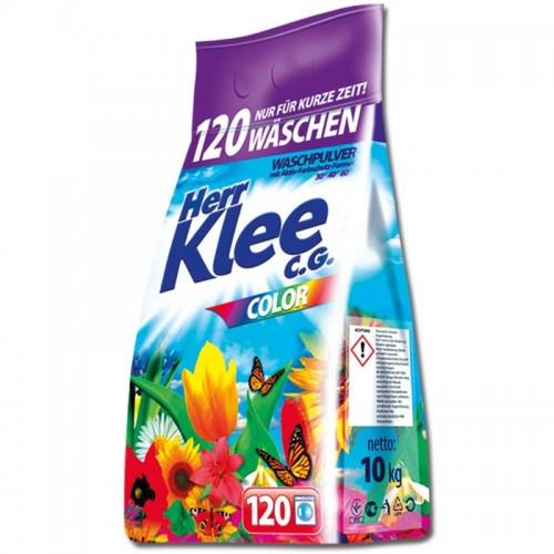 Прах за пране Klee Color 10 кг. 120 пранета