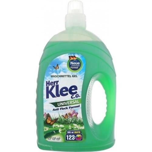 Течен прах за пране Klee Universal 4,305кг. 123 пранета