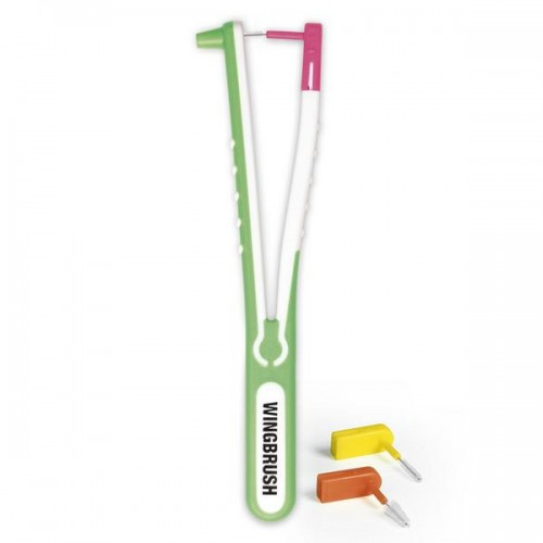 Уред за междузъбно почистване Wingbrush