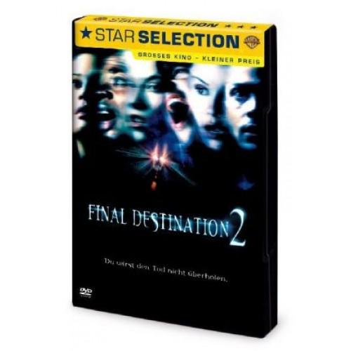 "DVD Диск с филма ""Final Destination 2"""