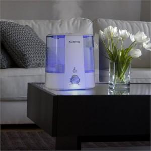 Ултразвуков овлажнител на въздуха, ароматичен дифузен, 6L, LED светлина Toledo