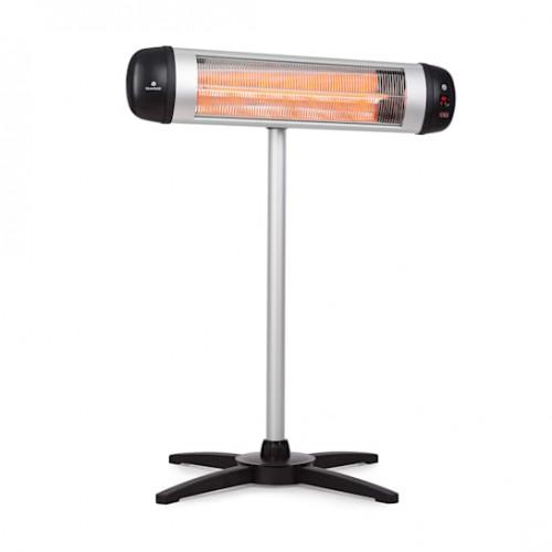 Инфрачервен нагревател Rising Sun 850 / 1650 / 2500 W Blumfeldt