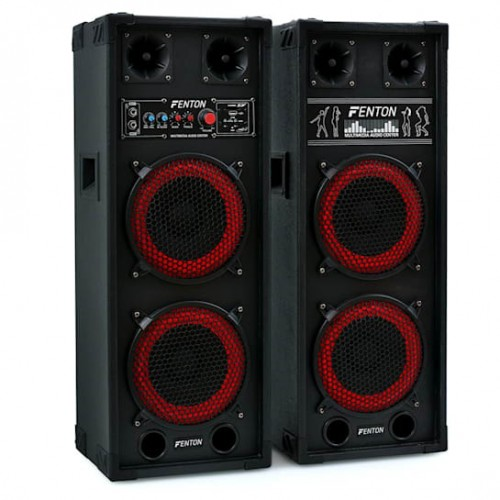 Говорител FENTON SPB-8 400W Активен/Пасивен DUAL SPEAKER