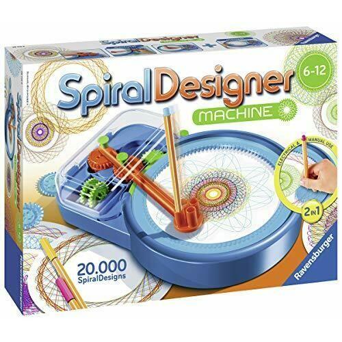 Спирална дизайнер машина без химикалките и кръглите листчета