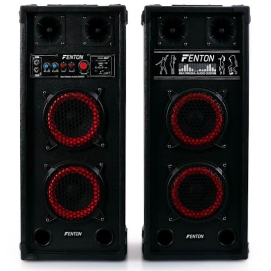 """Активни пасивни дуо 6.5"""" PA Високогворители Fenton SPB-26 PA"""
