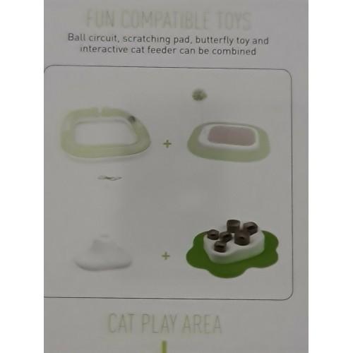 Интерактивната хранилка за котки Zoofari