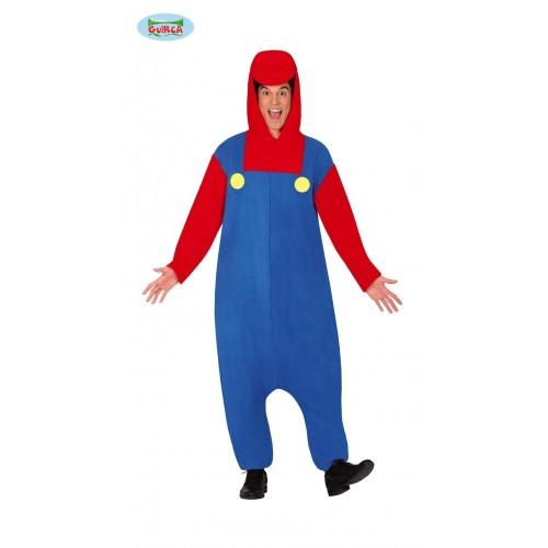 """Мъжки костюм """"Пижаменият човек"""""""