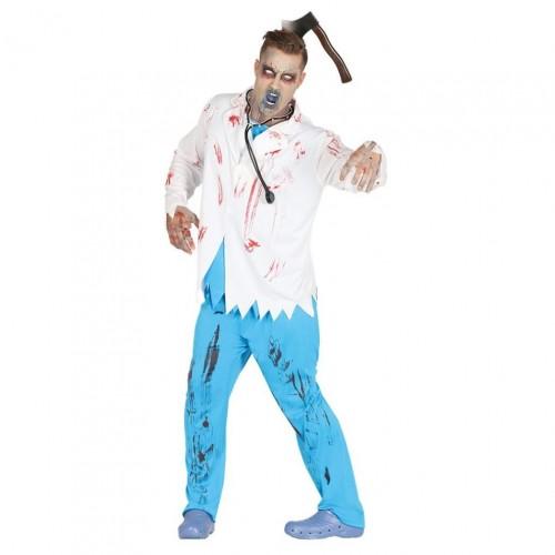 """Мъжки костюм """"Доктор Зомби"""""""