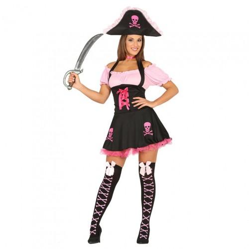 Пиратски костюм за Хелоуин