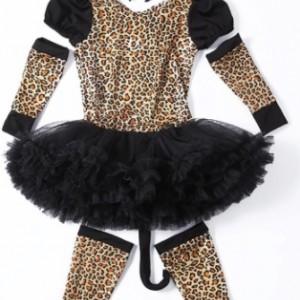 "Дамски костюм ""Секси Леопард"""
