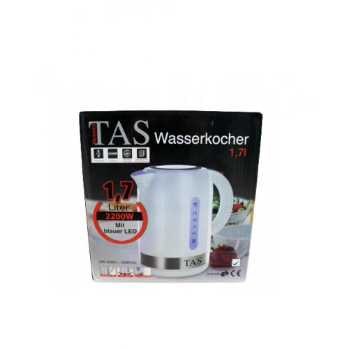 Електрически чайник за вода TAS