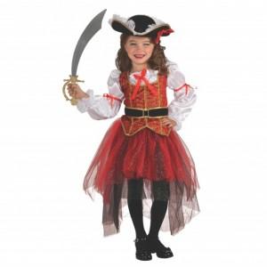 """Детски костюм """"Пиратска принцеса"""""""