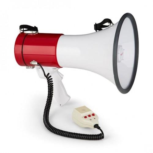 Мегафон  AUNA MEGA080USB (червен)