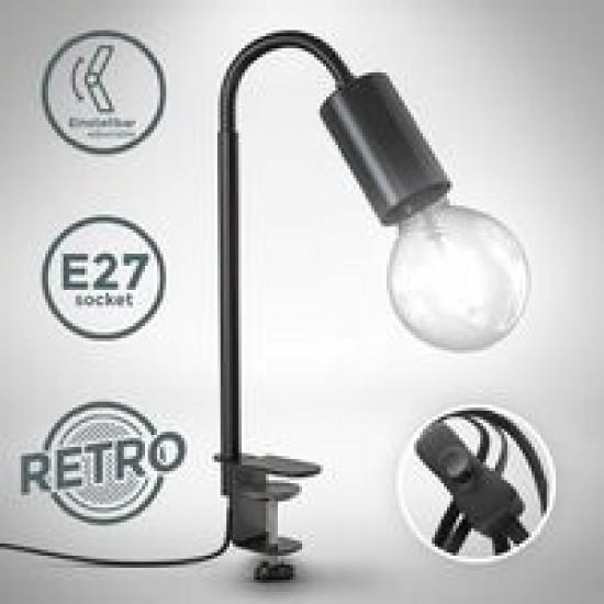 Въртяща се лампа за четене LivarnoLux BKLicht