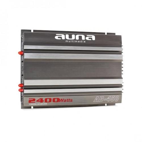 Усилвател за автомобил 4-канален AUNA