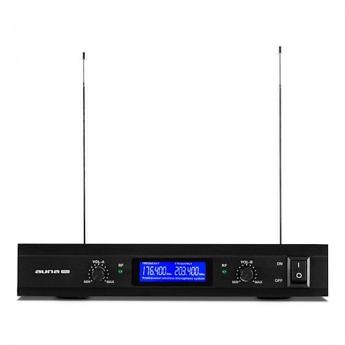 VHF-400 Duo 3, 2-канален комплект VHF