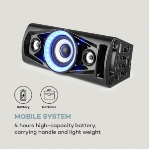Аудио система UltraSonic Pulse V6-40