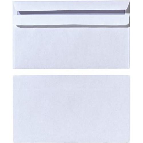 Пликове за писма - 11x16см. - 100 бр.