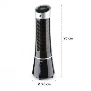 Охладител за въздух KLARSTEIN SKYSCRAPER ICE 4-IN-1