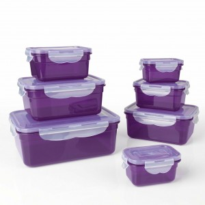 Кутии за съхранение на храна 7-броя