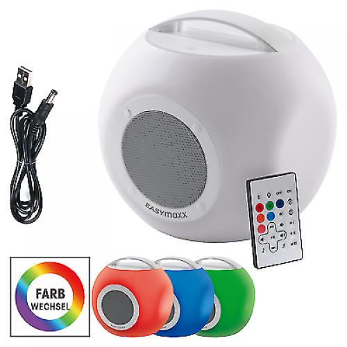 LED-Bluetooth високоговорител