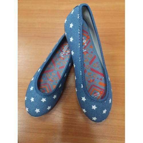 """Детски обувки тип """"Балерина"""""""